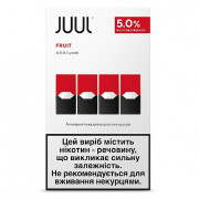 Картриджи JUUL Pods Fruit Оригинал