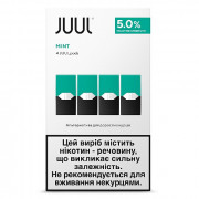 Картриджи JUUL Pods Mint Оригинал