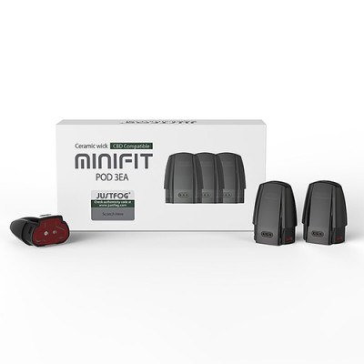 Катридж JustFog Minifit Cartridge 1.6 Ом
