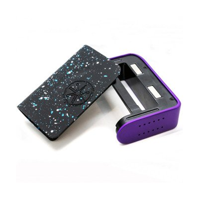 Бокс мод asmodus minikin boost 155w Purple Splattered