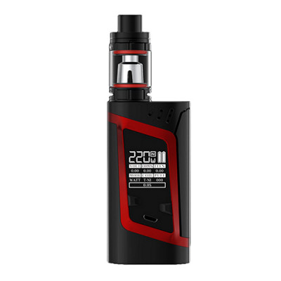 Бокс-мод SMOK Alien 220W kit red
