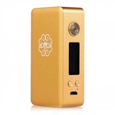 Боксмод Dotmod Dotbox 75w Gold TC Box Mod Оригинал