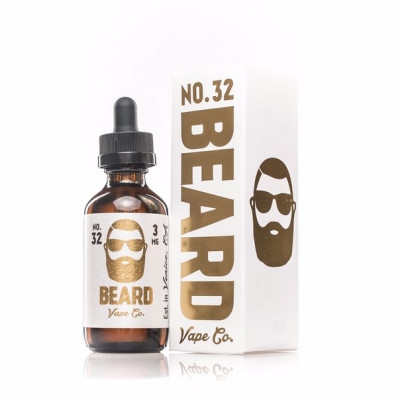 Жидкость Beard Vape Co.№32 15мл 0/3мг