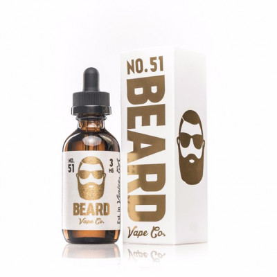 Жидкость Beard Vape Co.№51 15мл 0/3мг