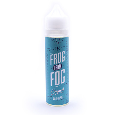 Жидкость Frog from Fog Crown 60 мл 0/1,5/3 мг