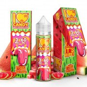 Жидкость I Love Candy Watermelon by Mad Hatter Juice 60мл 3мг