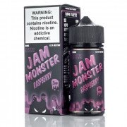 Жидкость Jam Monster - RASPBERRY 100мл 3мг