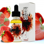 Жидкость NKTR Sour Strawberry 30 мл 3 мг