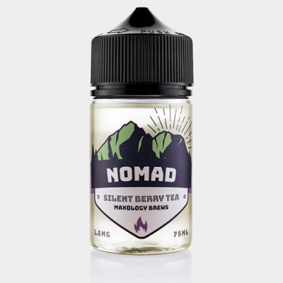 Жидкость Nomad Silent Berry Tea 75мл