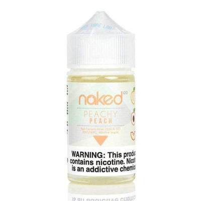 Жидкость Naked 100 Peachy Peach 60 мл 3мг